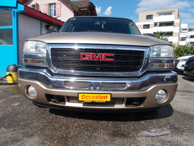 GMC Sierra PICK UP CHASSIS LONG 184'000 km CHF15'900 - acquistare su carforyou.ch - 1