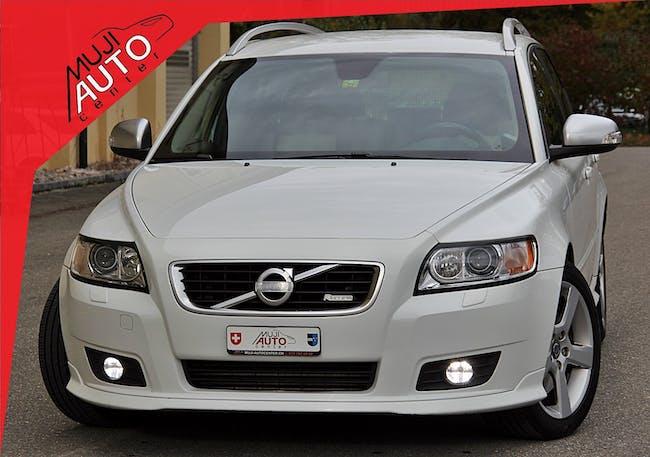 Volvo V50 D4 R-Design 115'000 km CHF11'899 - buy on carforyou.ch - 1