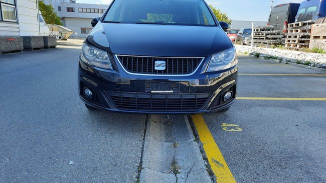 SEAT Alhambra 2.0 TDI Style Eco 209'000 km CHF7'400 - buy on carforyou.ch - 1