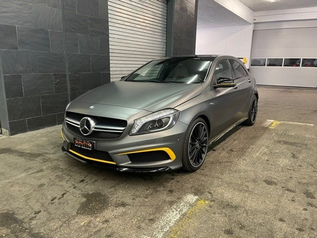 Mercedes-Benz A-Klasse A 45 AMG 4Matic Speedshift 7G-DCT 62'500 km CHF32'900 - buy on carforyou.ch - 1