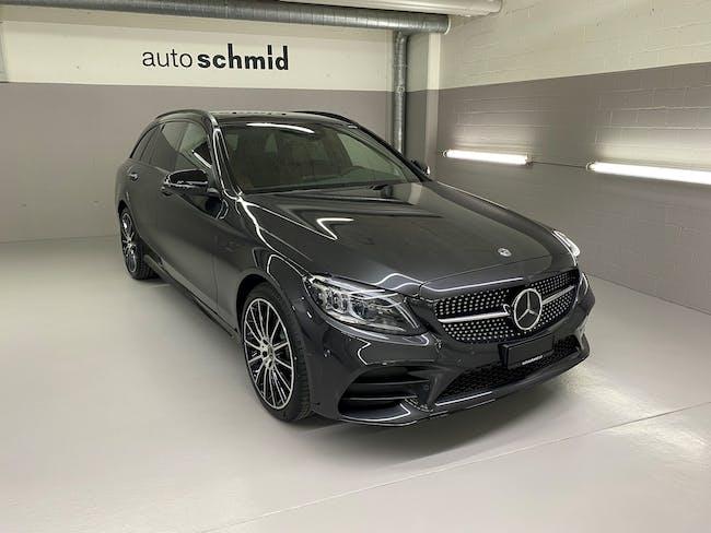 Mercedes-Benz C-Klasse C 220 d Swiss Star AMG Line 4M 9G-Tronic 1'900 km CHF60'900 - kaufen auf carforyou.ch - 1