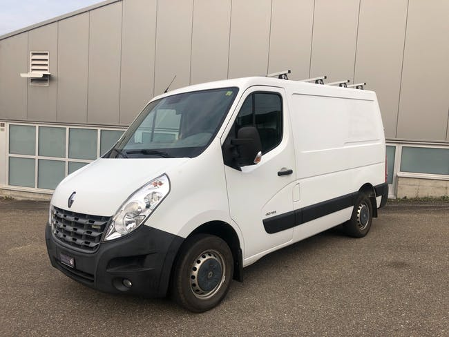 Renault Master T33 2.3dCi L1H1 55'900 km CHF14'900 - buy on carforyou.ch - 1