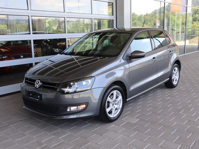 VW Polo 1.2 TSI Design DSG 45'500 km CHF14'900 - buy on carforyou.ch - 1