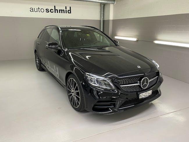 Mercedes-Benz C-Klasse C 220 d Swiss Star AMG Line 4M 9G-Tronic 7'900 km CHF59'900 - kaufen auf carforyou.ch - 1