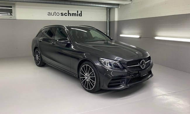 Mercedes-Benz C-Klasse C 220 d Swiss Star AMG Line 4M 9G-Tronic 10'900 km CHF60'900 - kaufen auf carforyou.ch - 1