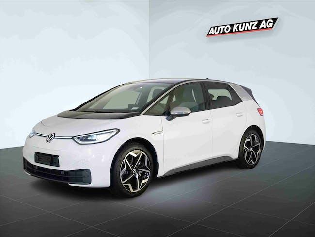 VW ID.3 Pro Performance 1st Plus EV Elektro 58 kWh 1'859 km CHF35'489 - buy on carforyou.ch - 1
