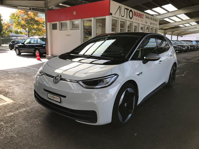 VW ID.3 Pro Performance 58kWh 1ST Max 6'200 km CHF39'450 - buy on carforyou.ch - 1