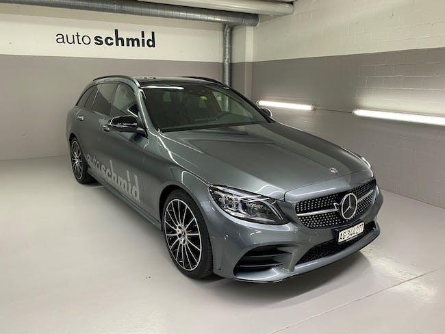 Mercedes-Benz C-Klasse C 220 d Swiss Star AMG Line 4M 9G-Tronic 4'900 km CHF59'900 - kaufen auf carforyou.ch - 1