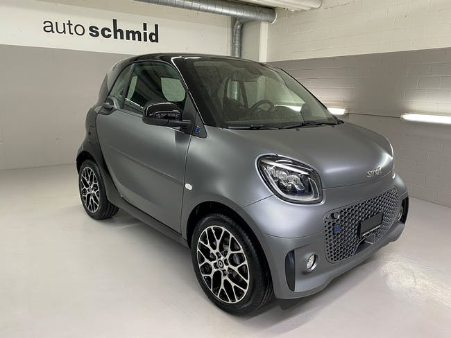 Smart Fortwo EQ prime (incl. Batterie) 20 km CHF31'000 - buy on carforyou.ch - 1