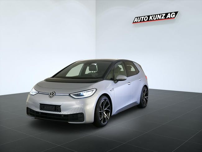 VW ID.3 Business Spezial EV Elektro 2021 ID3 58kWh 19'950 km CHF36'489 - buy on carforyou.ch - 1