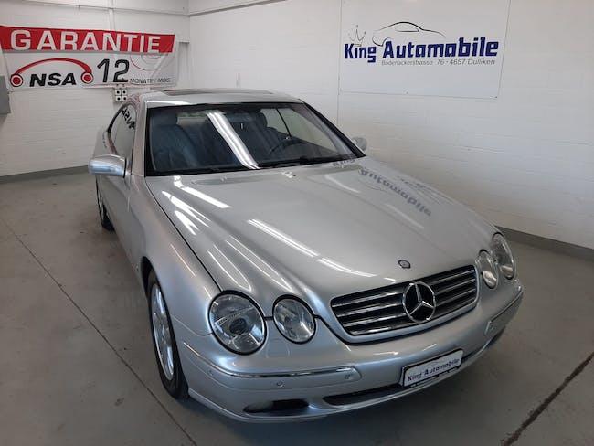 Mercedes-Benz CL 500 Automatic 207'000 km CHF8'900 - kaufen auf carforyou.ch - 1