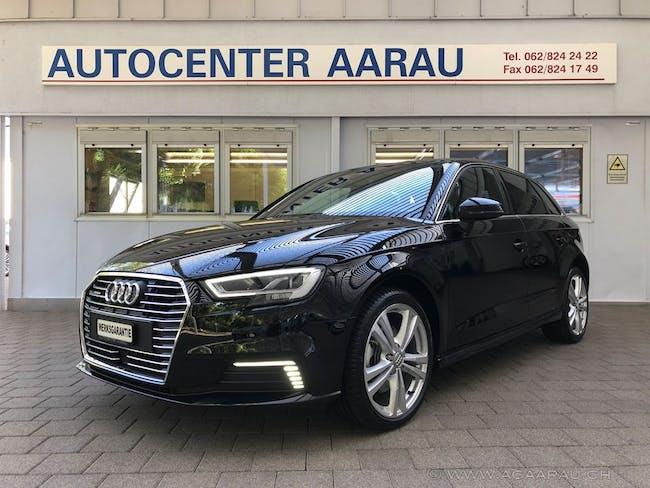 """Audi A3 Sportback 40 TFSI e-tron """"S-Line"""" Sport S-tronic 11'600 km CHF33'800 - buy on carforyou.ch - 1"""