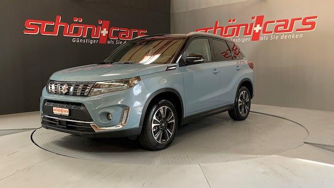 Suzuki Vitara 1.4 Boosterjet Compact Top Hybrid 10 km CHF26'990 - acheter sur carforyou.ch - 1