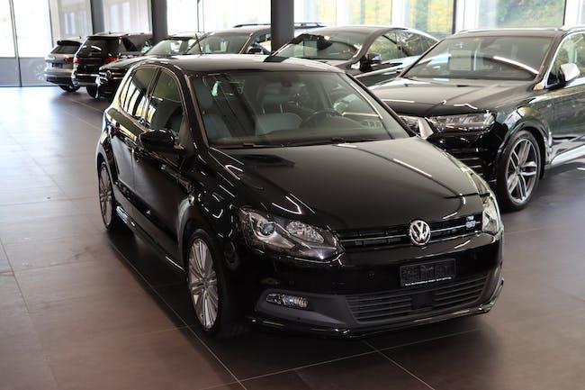 VW Polo 1.4 TSI ACT BlueGT DSG 87'600 km CHF16'880 - buy on carforyou.ch - 1