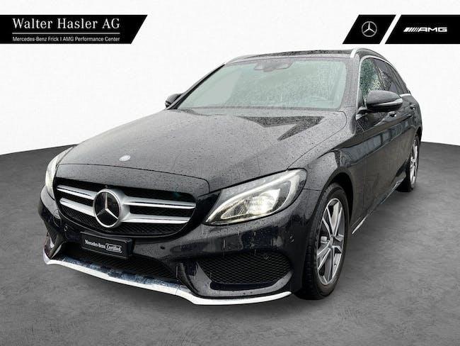 Mercedes-Benz C-Klasse C 200 AMG Line 4Matic 7G-Tronic 89'000 km CHF27'900 - kaufen auf carforyou.ch - 1