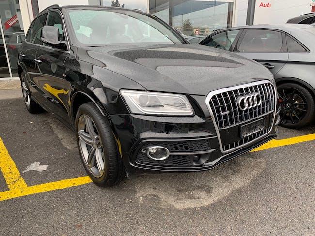 Audi Q5 2.0 TDI quattro S-tronic 83'700 km CHF31'300 - buy on carforyou.ch - 1