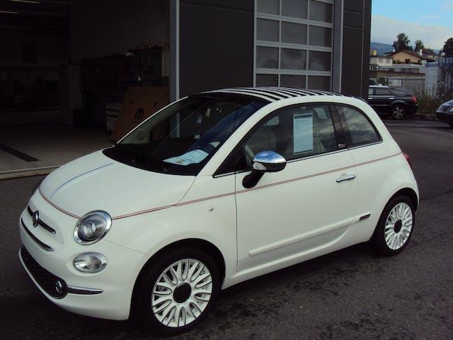 Fiat 500 c 1.0 hybrid 70cv Dolcevita 15 km CHF23'890 - buy on carforyou.ch - 1