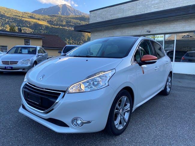 Peugeot 208 1.2 VTI Roland Garros 85'000 km CHF7'900 - acquistare su carforyou.ch - 1