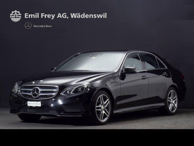 Mercedes-Benz E-Klasse E 400 4MATIC Limousine Avantgarde Line 61'000 km CHF34'700 - kaufen auf carforyou.ch - 1