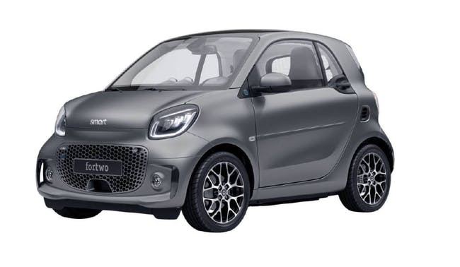 Smart Fortwo EQ fortwo Prime Coupé 20 km CHF29'470 - buy on carforyou.ch - 1
