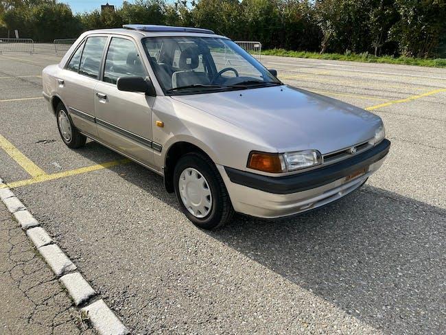 Mazda 323 1.6i 16V GLX 78'000 km CHF4'500 - kaufen auf carforyou.ch - 1