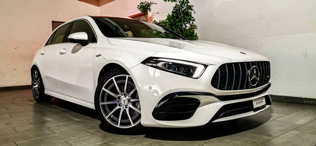 Mercedes-Benz A-Klasse A 45 AMG 4matic+ 23'000 km CHF62'500 - buy on carforyou.ch - 1