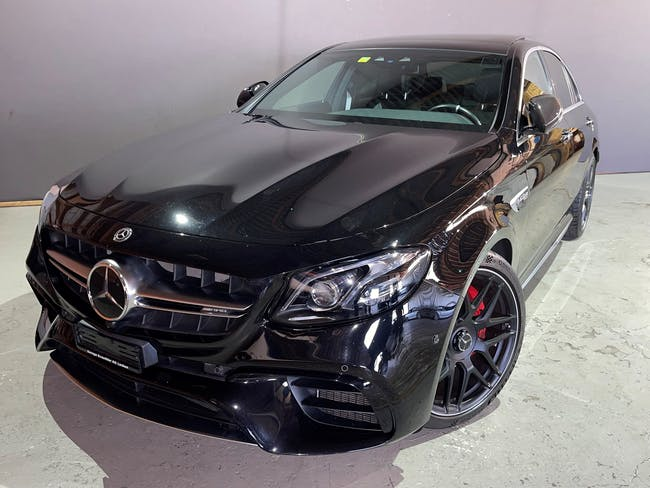 Mercedes-Benz E-Klasse E 63 AMG S 4Matic Speedshift MCT 50'800 km CHF82'800 - kaufen auf carforyou.ch - 1