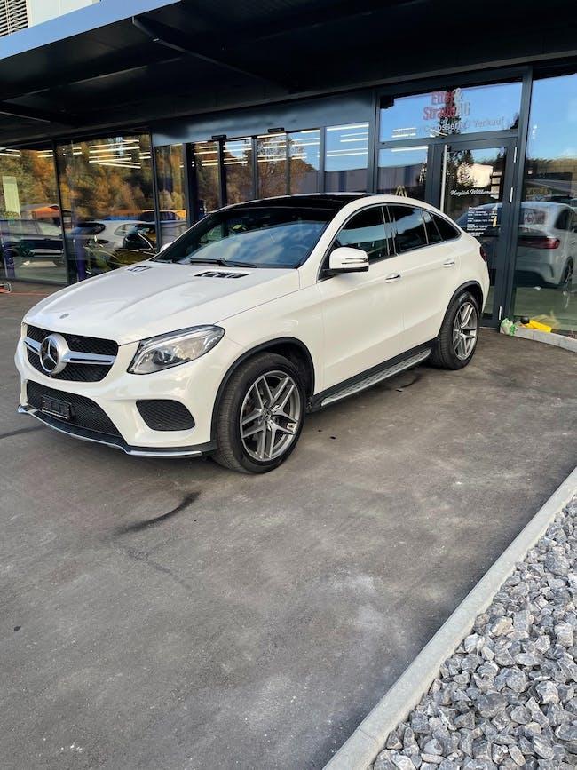 Mercedes-Benz GLE-Klasse GLE Coupé 350 d 4Matic 9G-Tronic 89'000 km CHF53'999 - buy on carforyou.ch - 1