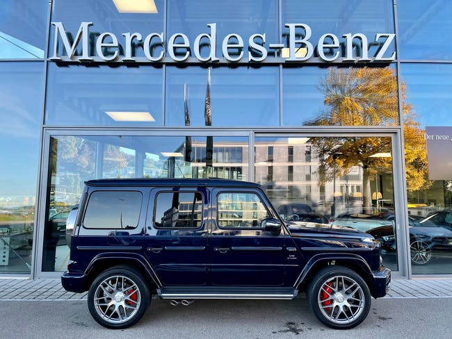Mercedes-Benz G-Klasse G 63 AMG Speedshift Plus G-Tronic 39'000 km CHF209'800 - buy on carforyou.ch - 1