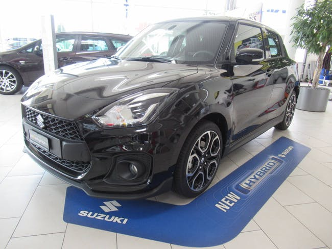 Suzuki Swift 1.4 T Sport Compact Top Hybrid 3'000 km CHF24'700 - buy on carforyou.ch - 1