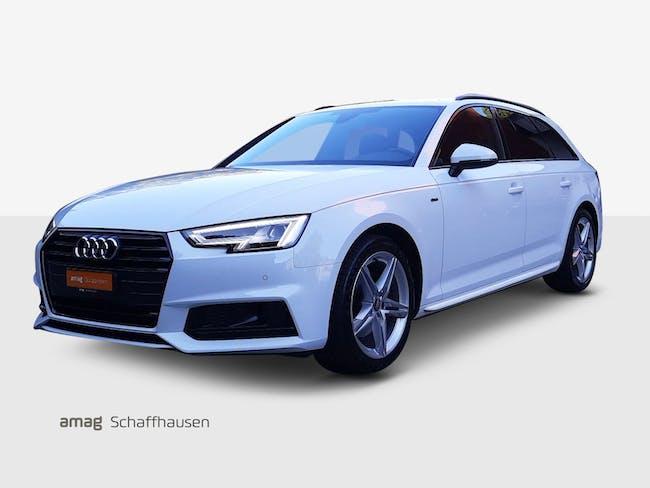 Audi A4 Avant ultra sport 74'500 km CHF33'900 - buy on carforyou.ch - 1