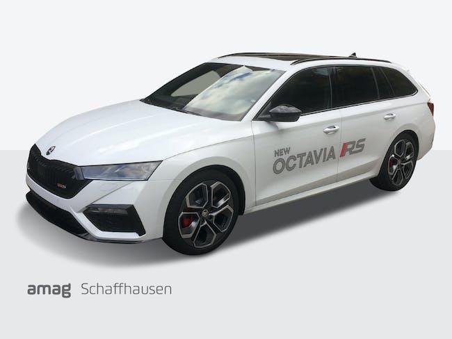 Skoda Octavia NEW OCTAVIA RS 5'000 km CHF45'800 - buy on carforyou.ch - 1