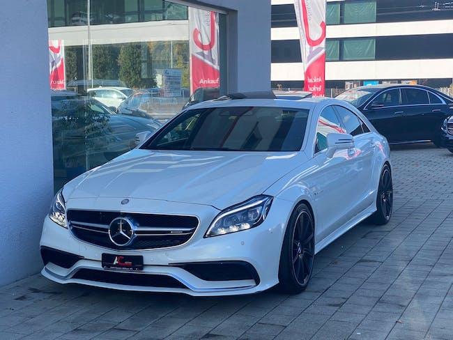 Mercedes-Benz CLS 63 AMG 4Matic Speedshift MCT 132'000 km CHF49'900 - kaufen auf carforyou.ch - 1