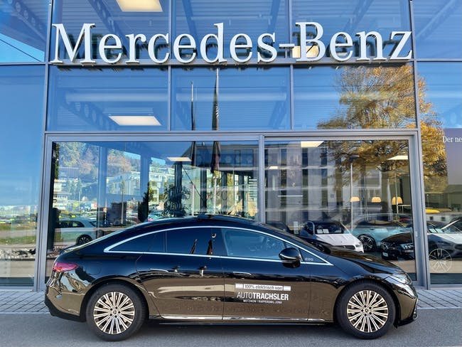 Mercedes-Benz EQS 580 AMG Line 4Matic 1'000 km CHF172'900 - buy on carforyou.ch - 1