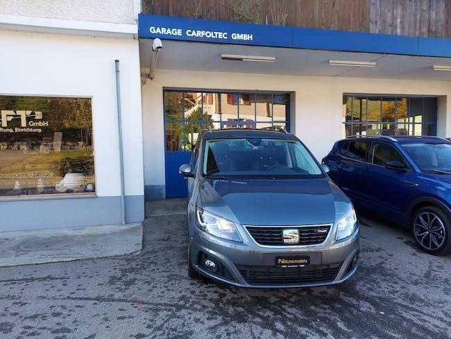 SEAT Alhambra 1.4 TSI DSG FR 50 km CHF42'390 - buy on carforyou.ch - 1