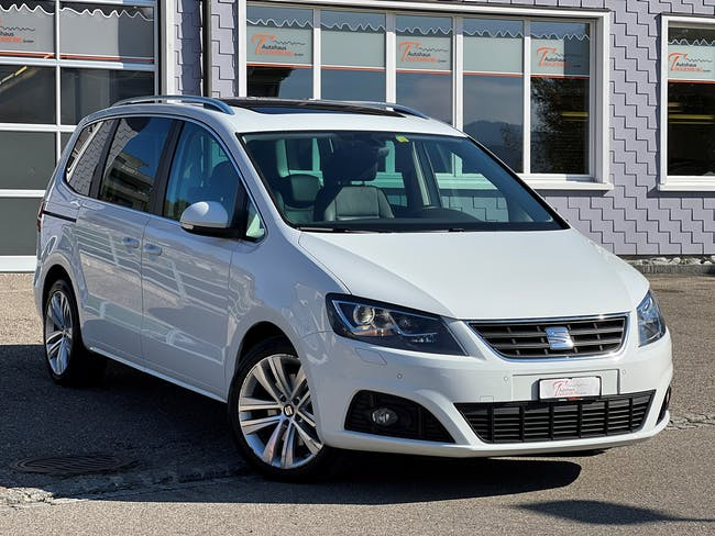 SEAT Alhambra 2.0 TDI Style 4Drive *7-Plätzer*Panorama*AHK 2400kg* 149'000 km CHF21'900 - buy on carforyou.ch - 1