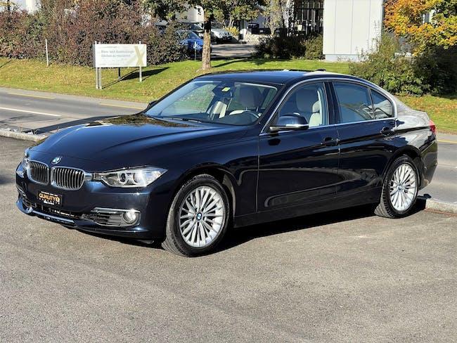 BMW 3er 320i xDrive Luxury Line Steptronic 34'300 km CHF27'890 - buy on carforyou.ch - 1