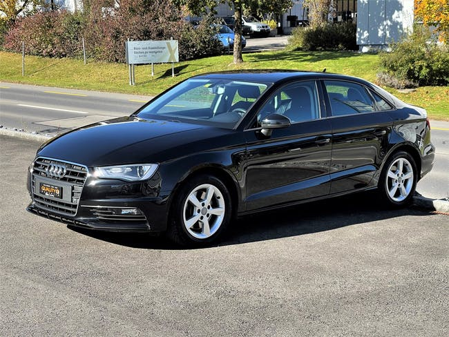 Audi A3 Sedan 1.8 TFSI Ambition quattro S-tronic 99'850 km CHF22'500 - buy on carforyou.ch - 1