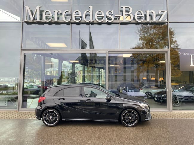 Mercedes-Benz A-Klasse A 250 Active Star 4Matic 7G-DCT 45'000 km CHF31'500 - buy on carforyou.ch - 1