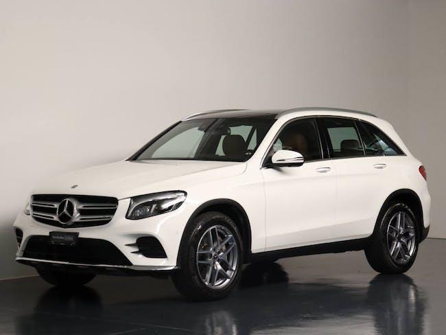 Mercedes-Benz GLC-Klasse GLC 250 d 4Matic AMG Line 55'500 km CHF45'900 - buy on carforyou.ch - 1