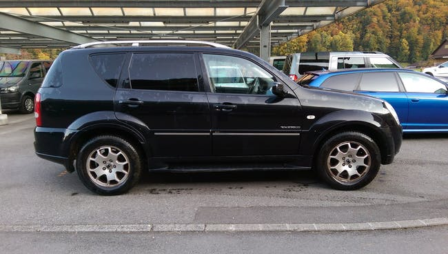 SsangYong Rexton RX 270 Xdi Deluxe Automatic 188'500 km CHF3'800 - acheter sur carforyou.ch - 1