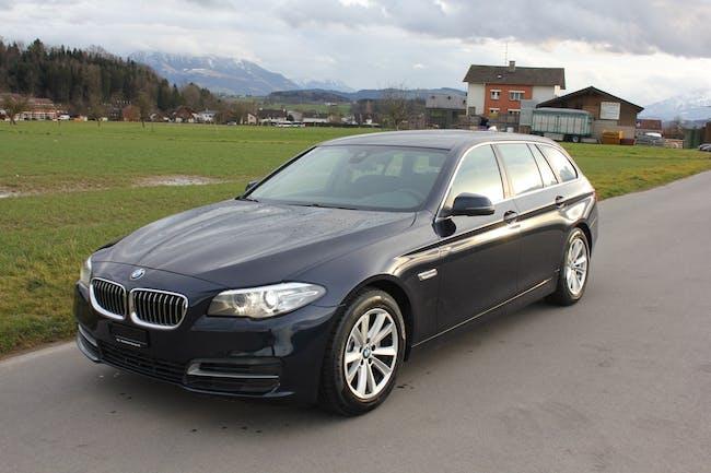 BMW 5er 520d Touring xDrive Luxury Line Steptronic 156'000 km CHF15'990 - buy on carforyou.ch - 1