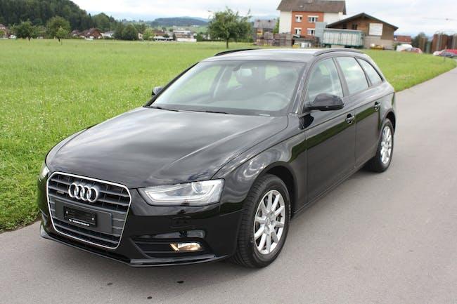 Audi A4 Avant 2.0 TDI quattro 94'000 km CHF19'980 - buy on carforyou.ch - 1