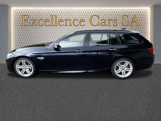 BMW 5er 530d Touring xDrive Steptronic 58'000 km CHF34'900 - buy on carforyou.ch - 1