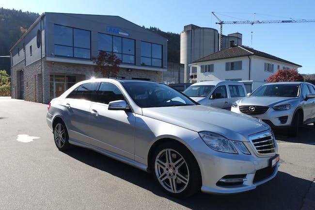 Mercedes-Benz E-Klasse E 350 CDI BlueEff. Avantgarde 4Matic 7G-Tronic 135'000 km CHF21'499 - buy on carforyou.ch - 1