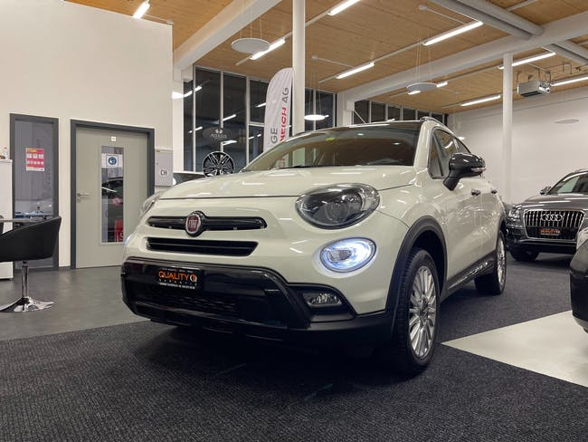 Fiat 500X 1.4T Xcite S DCT 52'000 km CHF20'900 - buy on carforyou.ch - 1