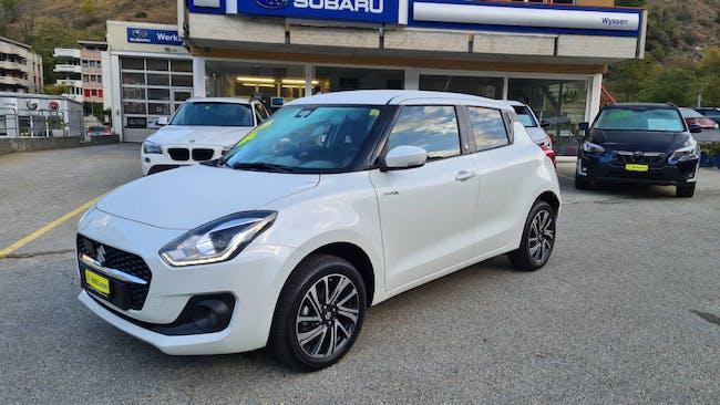 Suzuki Swift 1.2 Piz Sulai Top Hybrid 4x4 CHF21'800 - buy on carforyou.ch - 1