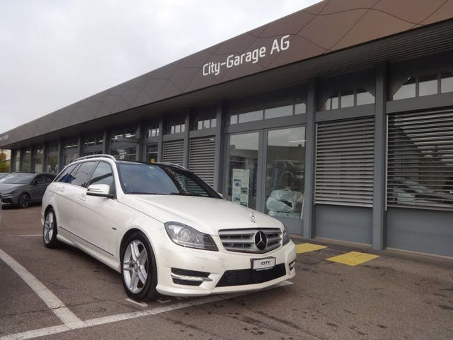 Mercedes-Benz C-Klasse C 250 CDI BlueEF Avantgarde 4m AMG-Line 80'000 km CHF18'400 - buy on carforyou.ch - 1