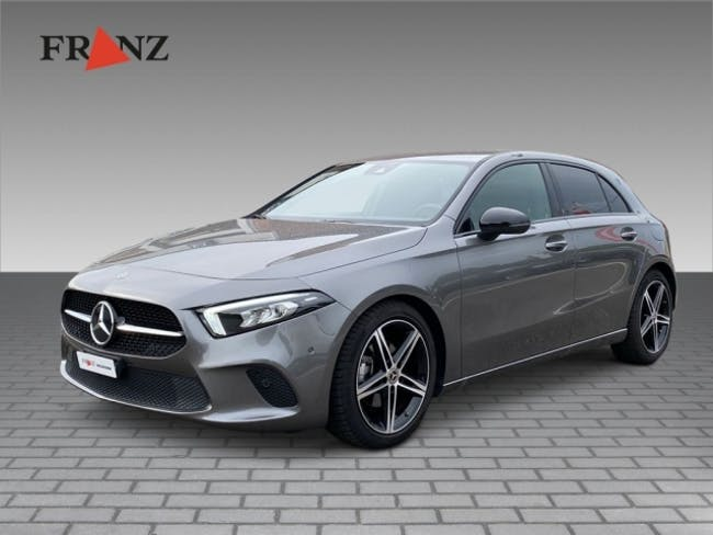 Mercedes-Benz A-Klasse A 180 Edition 17'600 km CHF31'400 - buy on carforyou.ch - 1