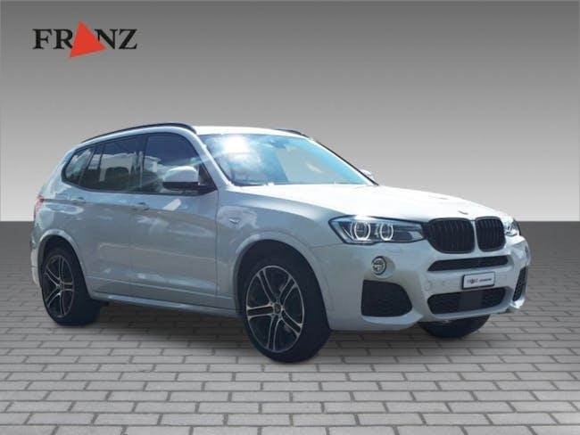 BMW X3 xDrive 35d M Sport 40'800 km CHF39'900 - buy on carforyou.ch - 1